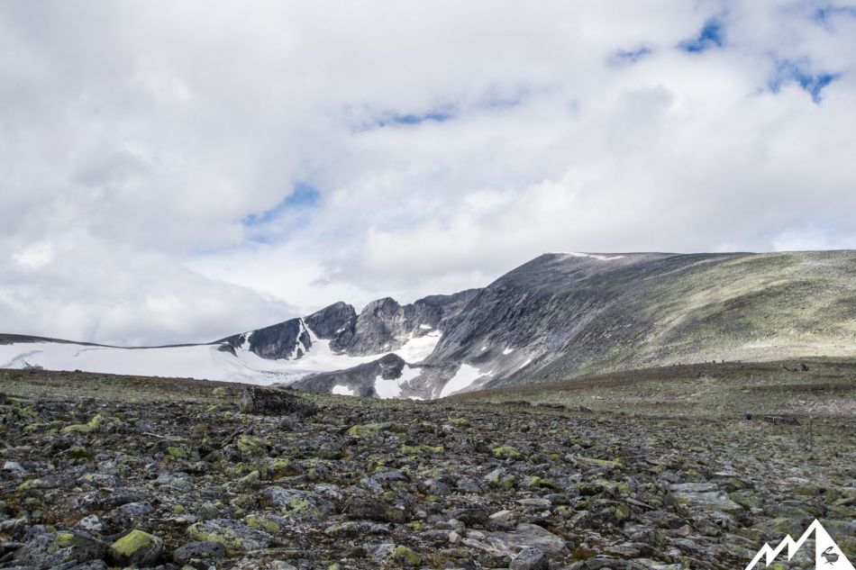 Snøhetta - Gipfelgrat