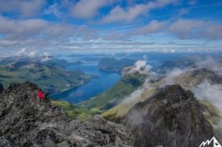 Fjord.